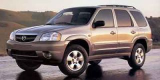2001 Mazda Tribute SUV Photo