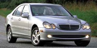 2001 Mercedes-Benz C Class Photo