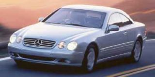 2001 Mercedes-Benz CL Class Photo
