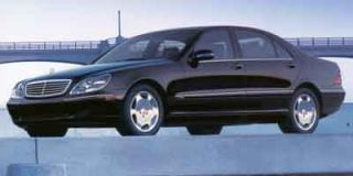 2001 Mercedes-Benz S Class Photo