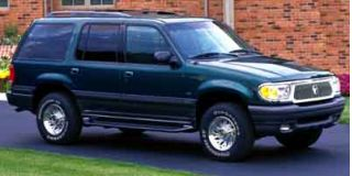 2001 Mercury Mountaineer Photo