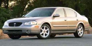 2001 Nissan Maxima SE