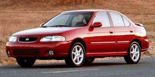 2001 Nissan Sentra Photo