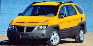 2001 Pontiac Aztek Photo