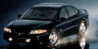 2001 Pontiac Bonneville Photo