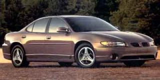 2001 Pontiac Grand Prix Pictures Photos Gallery