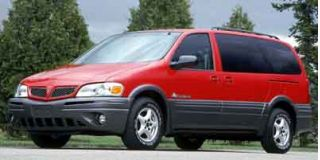 2001 Pontiac Montana Photo