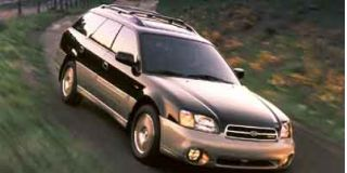 2001 Subaru Legacy Wagon Photo