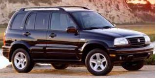 2001 Suzuki Grand Vitara Photo