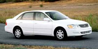 2001 Toyota Avalon Photo