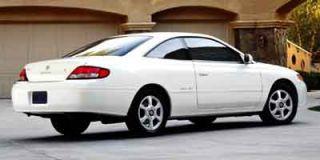 2001 Toyota Camry Solara Photo