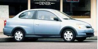 2001 Toyota Echo Photo