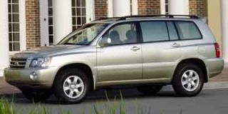 2001 Toyota Highlander Photo