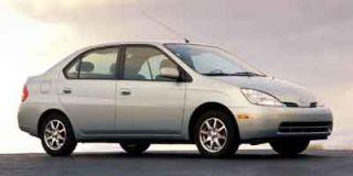 2001 Toyota Prius Photo