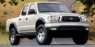 2001 Toyota Tacoma Photo