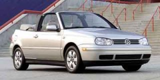 2001 Volkswagen Cabrio Photo