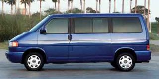 2001 Volkswagen EuroVan Photo