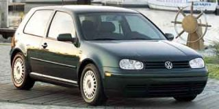 2001 Volkswagen Golf Photo