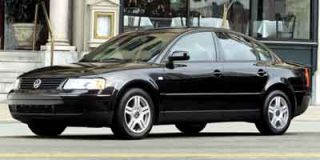 2001 Volkswagen Passat Photo