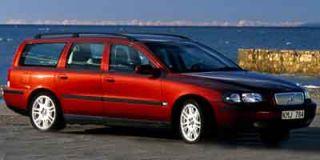 2001 Volvo V70 Photo