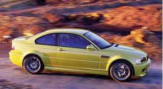 2001 BMW M3 Photo