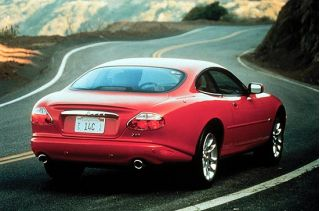 2001 Jaguar XK Photo