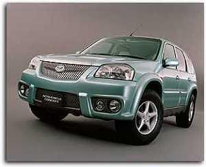 2001 Mazda Tribute