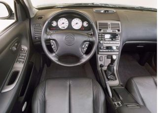2001 Nissan Maxima Page 2 Review The Car Connection