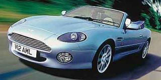 2002 Aston Martin DB7 Vantage Photo