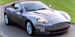 2002 Aston Martin Vanquish Photo
