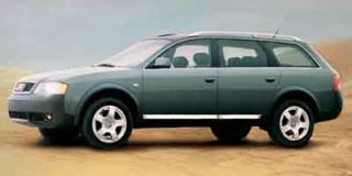 2002 Audi Allroad Photo