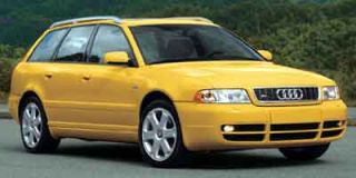2002 Audi S4 Photo