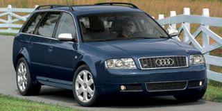 2002 Audi S6 Photo