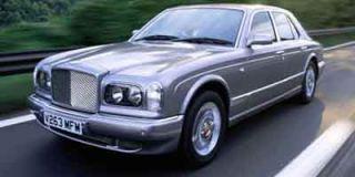 2002 Bentley Arnage Red Label
