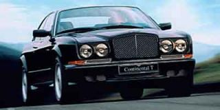2002 Bentley Continental GT Photo