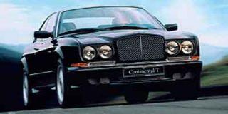 2002 Bentley Continental GT Photo