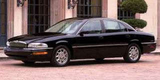 2002 Buick Park Avenue Photo