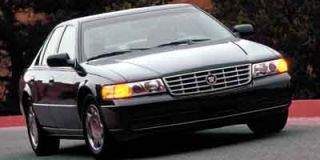 2002 Cadillac Seville Photo