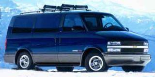 2002 Chevrolet Astro Passenger Photo