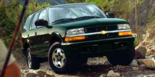 2002 Chevrolet Blazer Photo