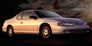 2002 Chevrolet Monte Carlo Photo