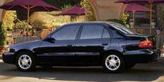 2002 Chevrolet Prizm Photo