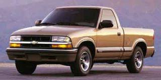 2002 Chevrolet S-10 Photo