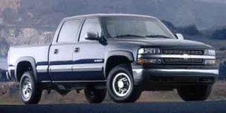 2002 Chevrolet Silverado 1500HD Photo