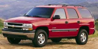 2002 Chevrolet Tahoe Photo