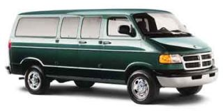 2002 Dodge Ram Wagon Photo