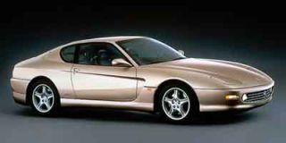 2002 Ferrari 456M Photo