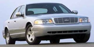 2002 Ford Crown Victoria Photo