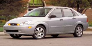 2002 Ford Focus LX Base