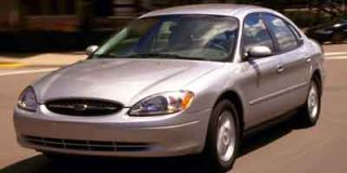 2002 Ford Taurus Photo